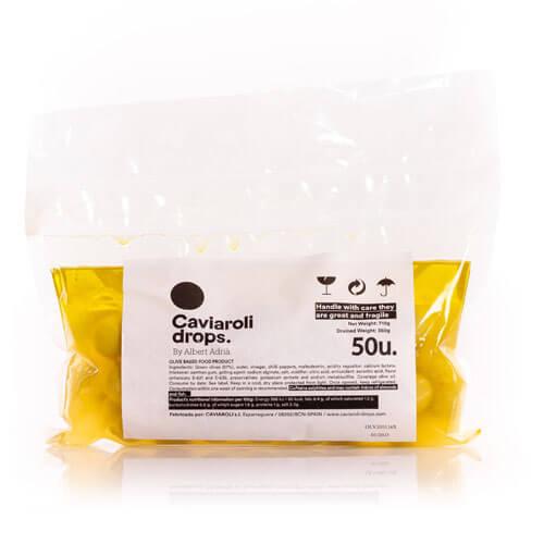 CA001 Σφαίρα πράσινης ελιάς