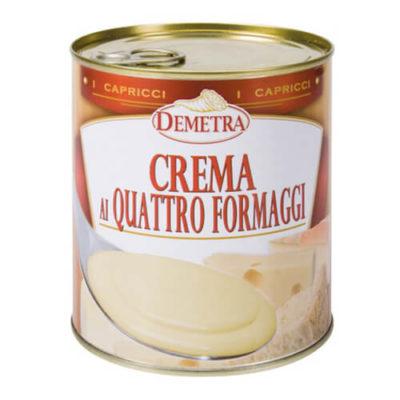 D01084 Κρέμα 4 τυριά