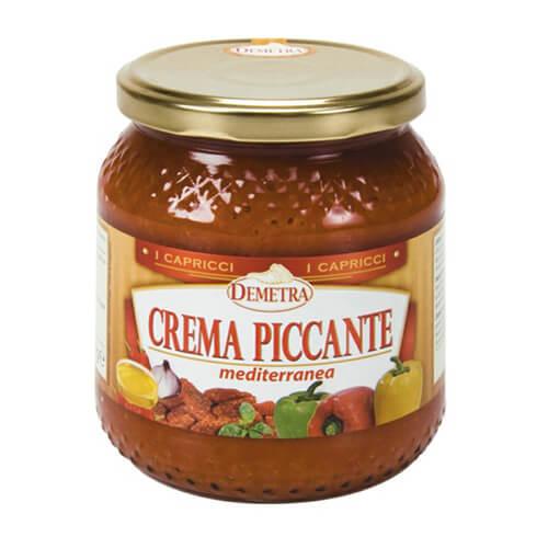 D01746 Κρέμα μεσογειακή πικάντικη