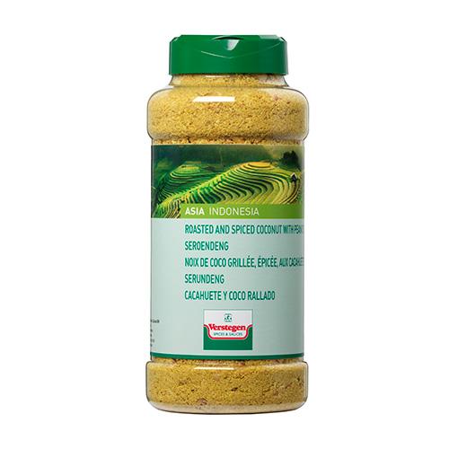 V322278 Καρύκευμα καβουρδισμένης καρύδας & φυστικιού (Asia, Indonesia)