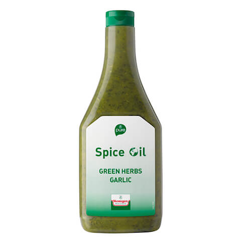 V462616 Spice oil πράσινα βότανα - σκόρδο