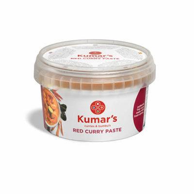 V516506 Kumar's Ταϊλανδέζικη πάστα κόκκινου κάρυ