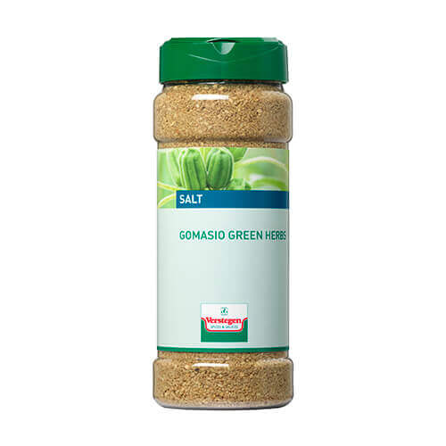 V582283 Gomasio πράσινα βότανα
