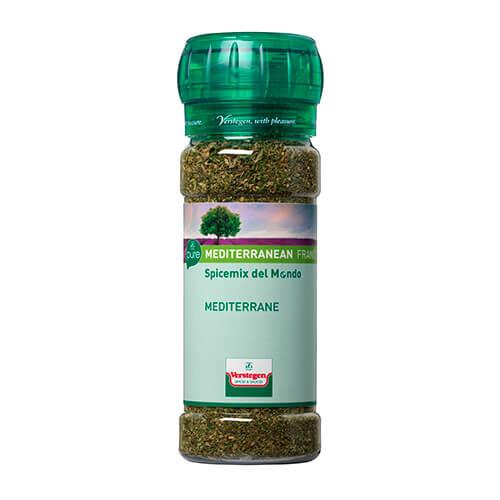 V582983 Spicemix del mondo Mediterrane (Mediterranean, France)