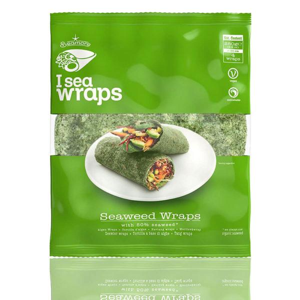 SE008 Seaweed Wraps